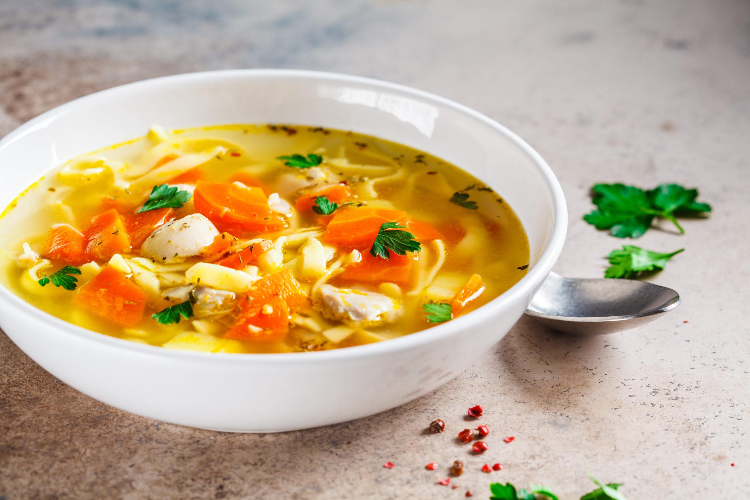 Vorspeisen Suppen im s'Badisch Malsch